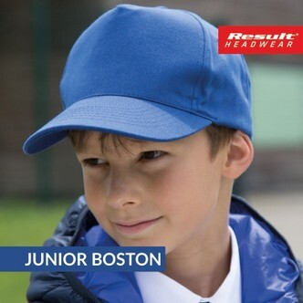 Czapka z daszkiem Result Junior Boston
